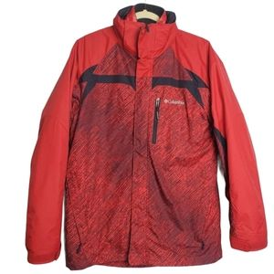 Columbia Interchange 2 in 1 Jacket/Coat